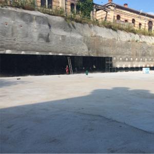 realizzazione impermeabilizzazione Muri fondazione