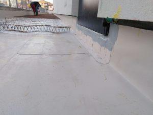 realizzazione impermeabilizzazione facciata cantina