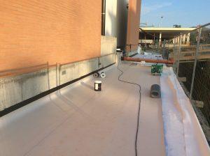 realizzazione impermeabilizzazione strutture piane di facciata