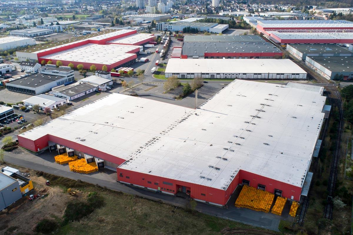 Rifacimento capannone industriale