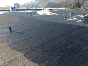 rifacimento impermeabilizzazione copertura piana industriale guaina ardesiata