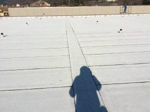 rifacimento impermeabilizzazione copertura industriale piana ardesiata 10