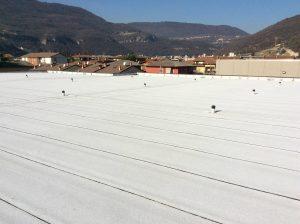 rifacimento impermeabilizzazione copertura industriale piana ardesiata 11