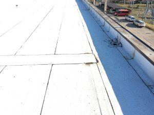 Rifacimento impermeabilizzazione copertura piana industriale 2