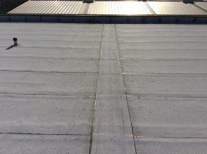 rifacimento impermeabilizzazione copertura industriale piana ardesiata 9