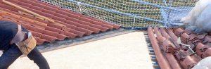 rifacimento tavolato copertura ventilata a falde inclinate