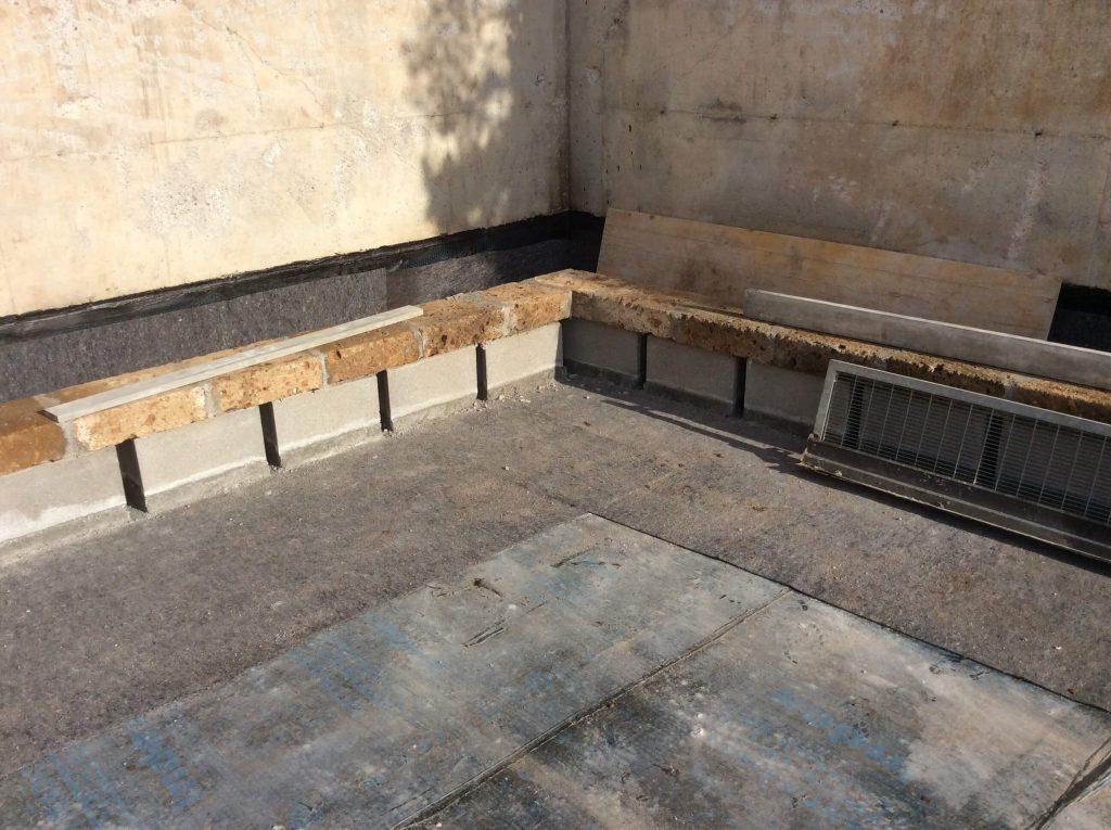 Ripristino Terrazza Giardino Con Piscina In Condominio Protego